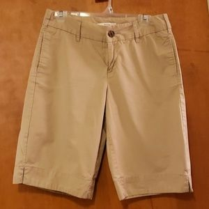 Merona Khaki Shorts 6